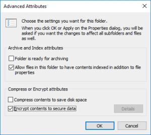 Encrypt Files and Folders with Encrypting File System (EFS) in Windows 10